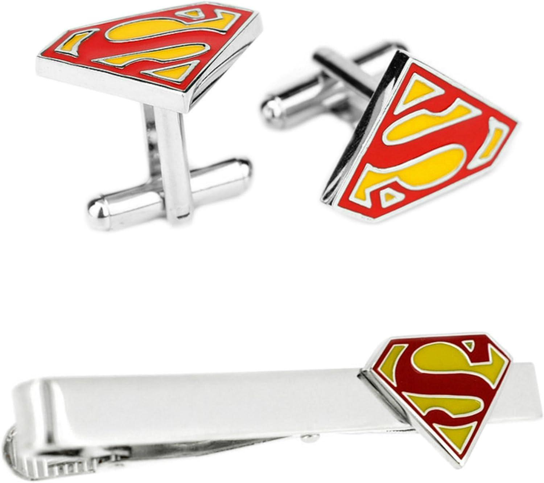 Acero Superman Escuela boda Anillo Acero Comics Niño Regalo de cumpleaños