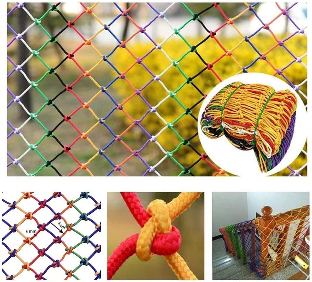 TorchJPA Net Safe Net Rope Rope Rope Net Safe Rope Rope Rope Safe Net Safe Rope Rope Rope Safe Safe Color : Yellow, Size : 23m