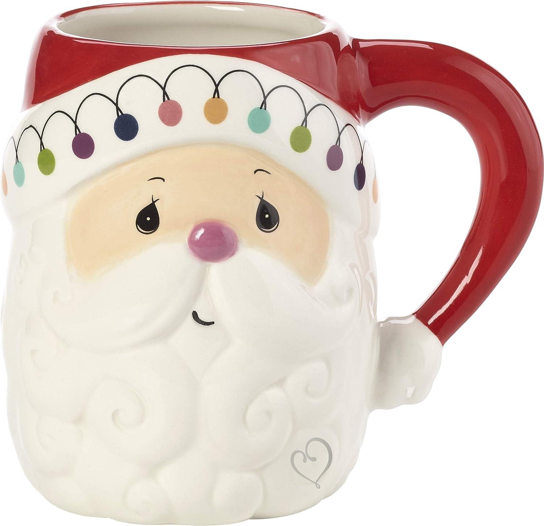 3D Santa Claus Mugs