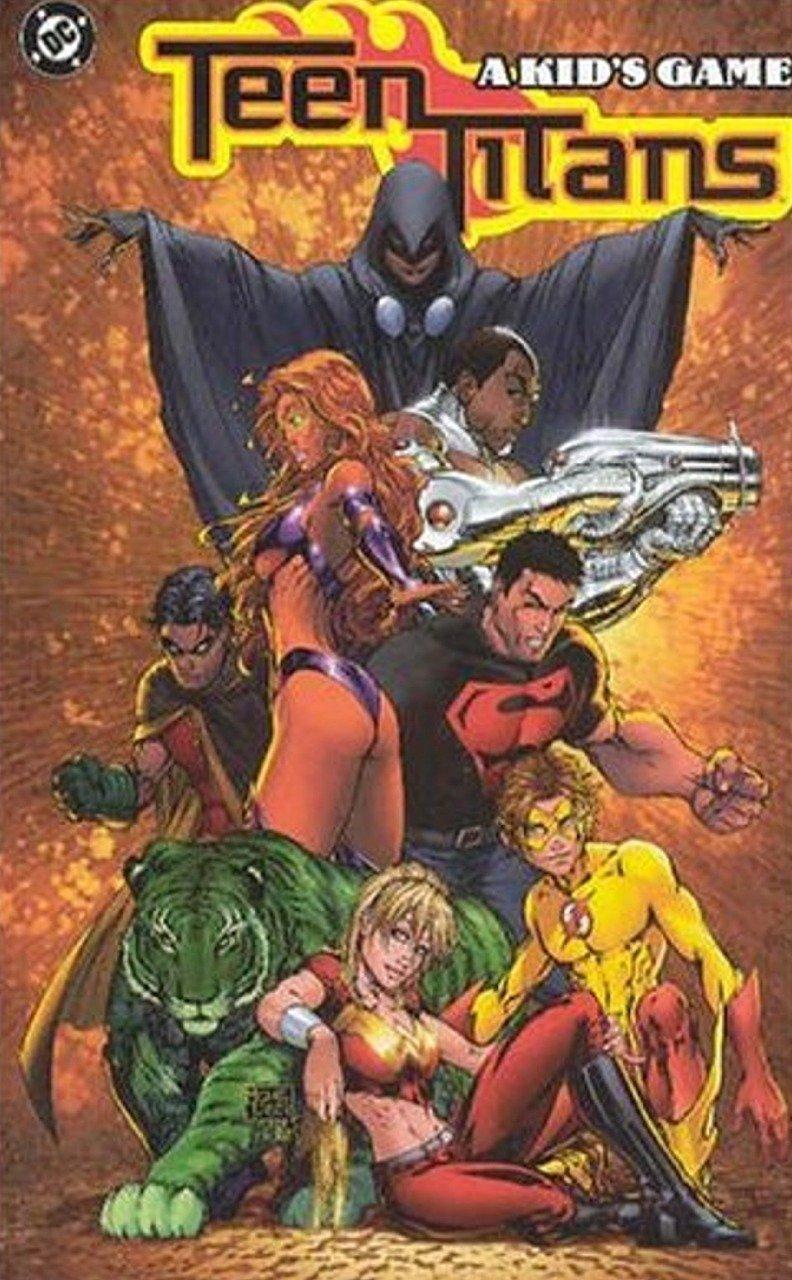 Teen Titans #1 (Sept. 2003) ebook
