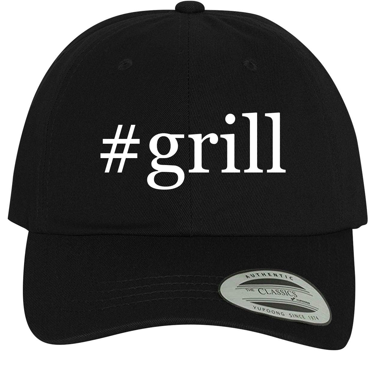 BH Cool Designs #Grill - Comfortable Dad Hat Baseball Cap, Black by BH Cool Designs
