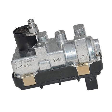 763797 Turbo eléctrico actuador para Mercedes Benz S C E R G ml GL 350 CDI