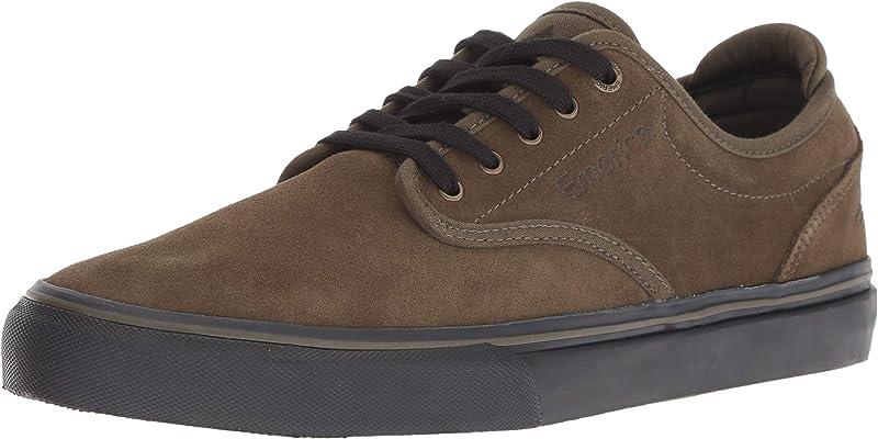 Emerica Wino G6 Sneakers Skateboardschuhe Herren Olivgrün