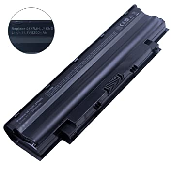 Amazon Laptop Battery For Dell Inspiron 3520 5010 M4040 M4110