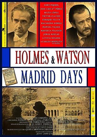 Holmes & Watson: Madrid Days (2012) (Holmes and Watson. Madrid Days