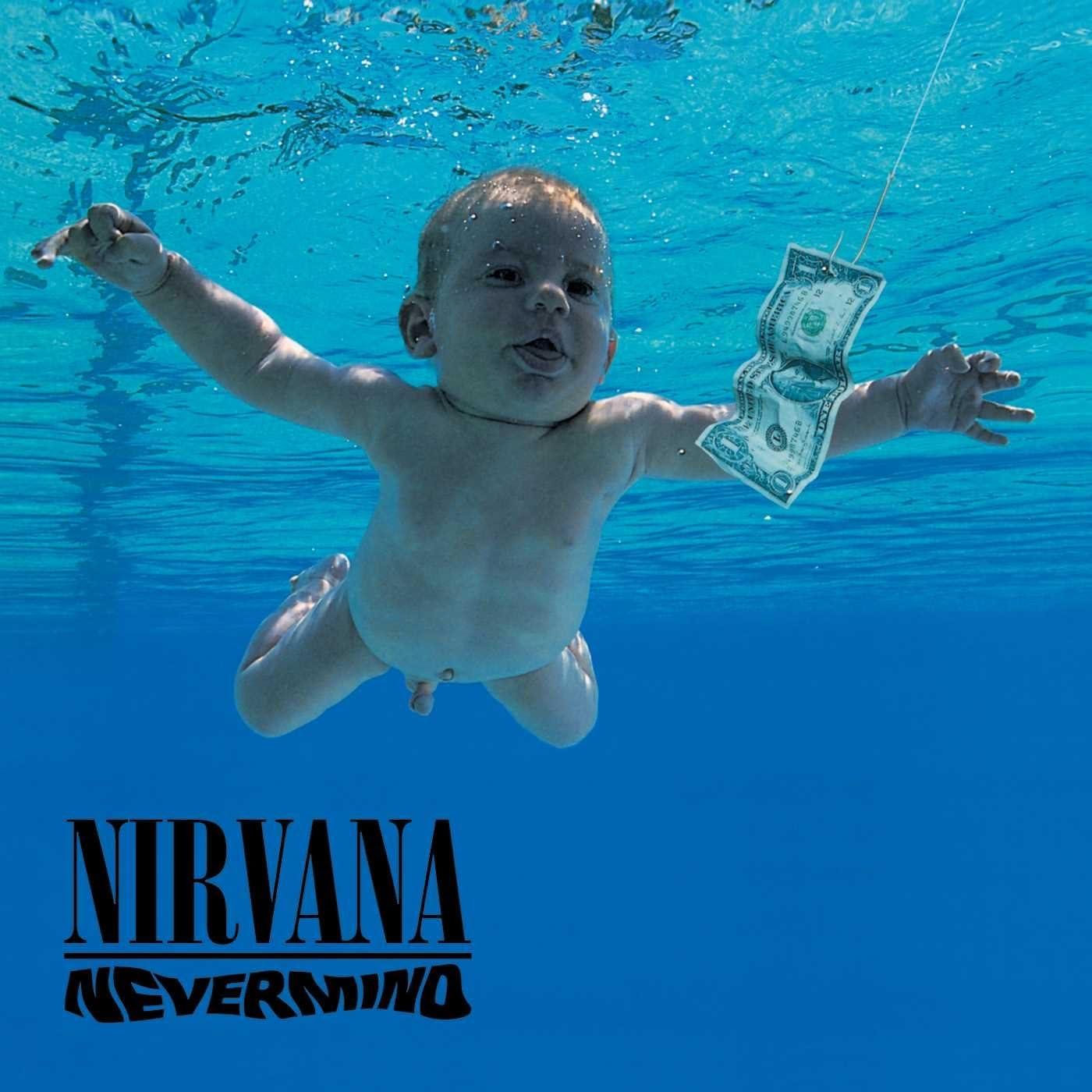 Amazon   NEVERMIND/REMASTERED   NIRVANA   ヘヴィーメタル   音楽