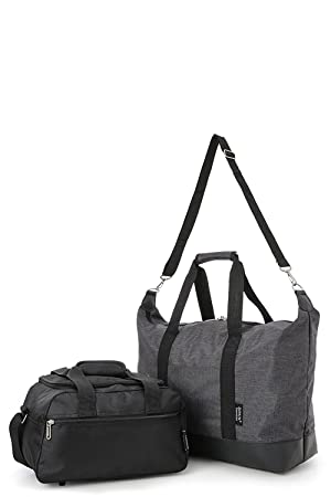 687f4283fc4b3 Aerolite 44L Maximal Größe des Handgepäck 55x40x20 Reisetasche  Umhängetasche (Reisetasche + Ryanair 2. Tasche