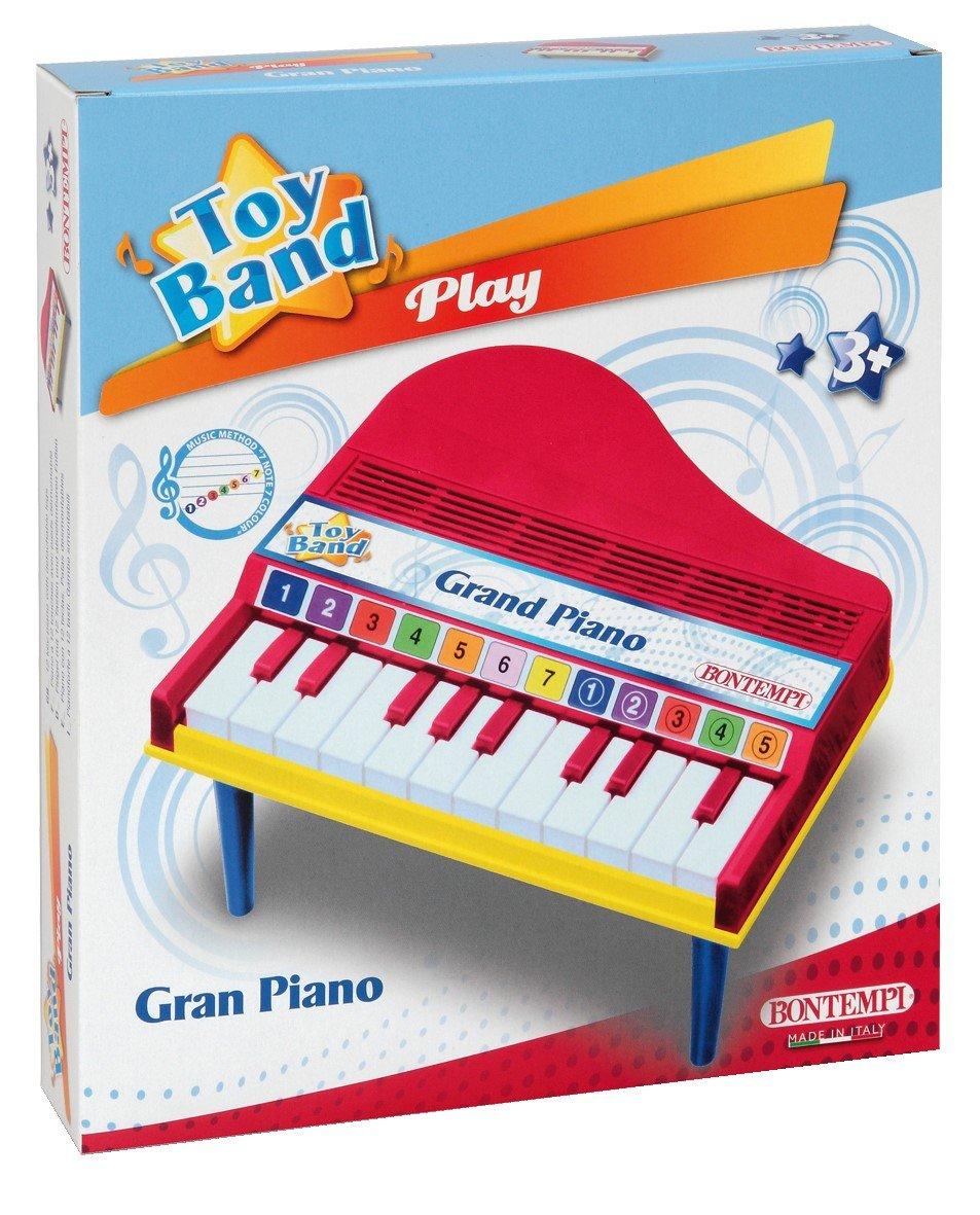 amazoncom bontempi  grand piano toys  games -