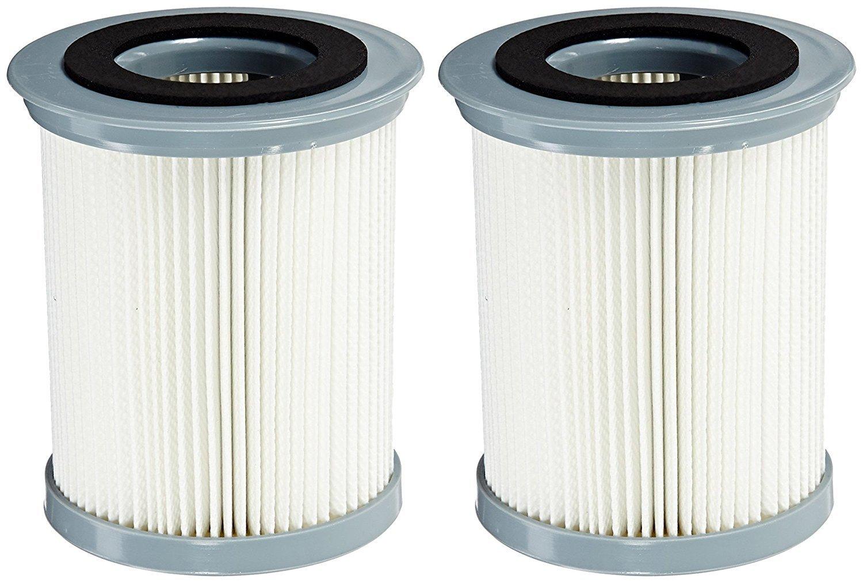 Green Label 2 Pack HEPA Filter for Hoover Elite Rewind Upright Vacuum Cleaners (compares to 59157055). Fits: U5507900, U5507950, U5509900, U5511900, UH40070, U5509950, U5512900
