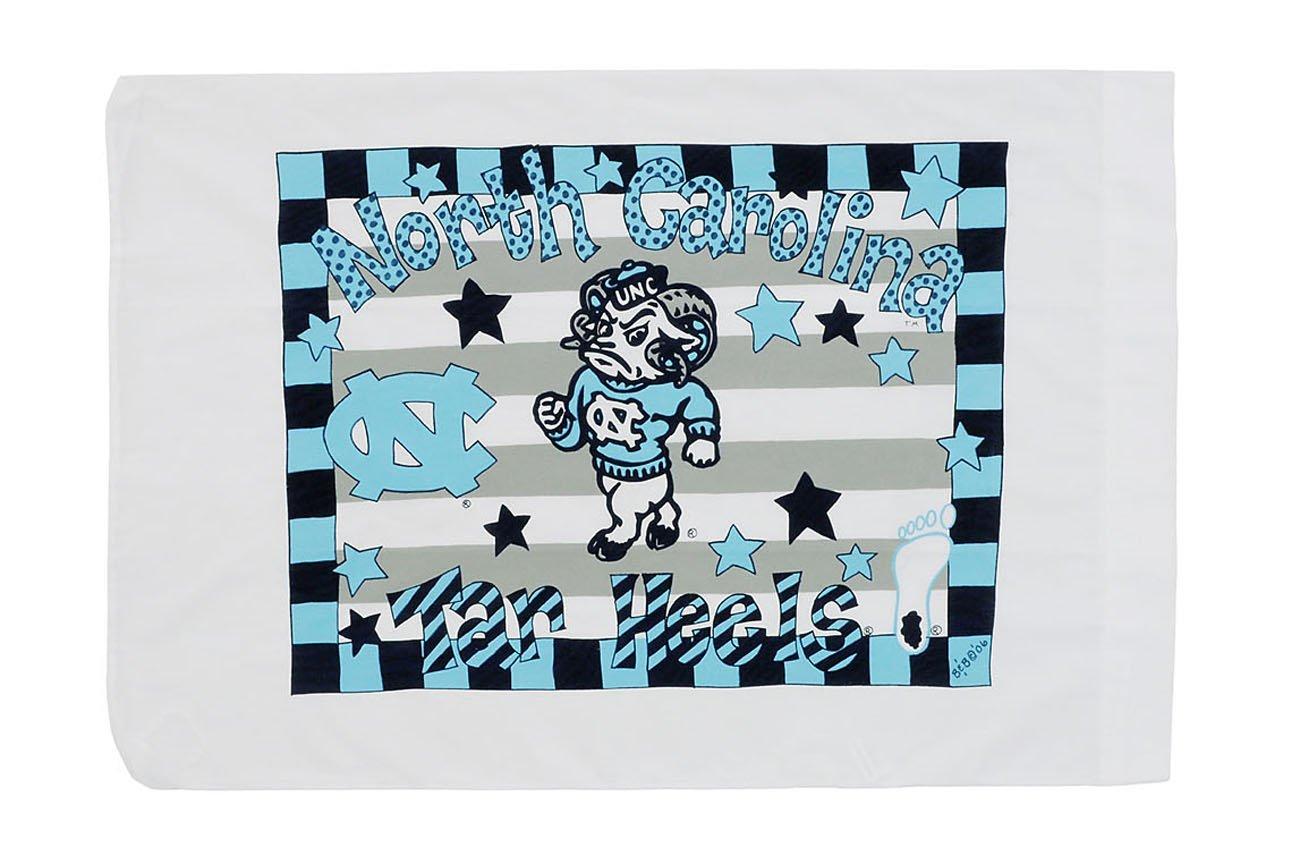 Toddler Pillow - University of North Carolina