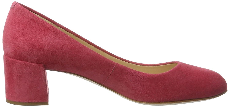 Kermes_KS, Zapatos de Tacón para Mujer, Rosa (Rumba), 38 EU Unisa