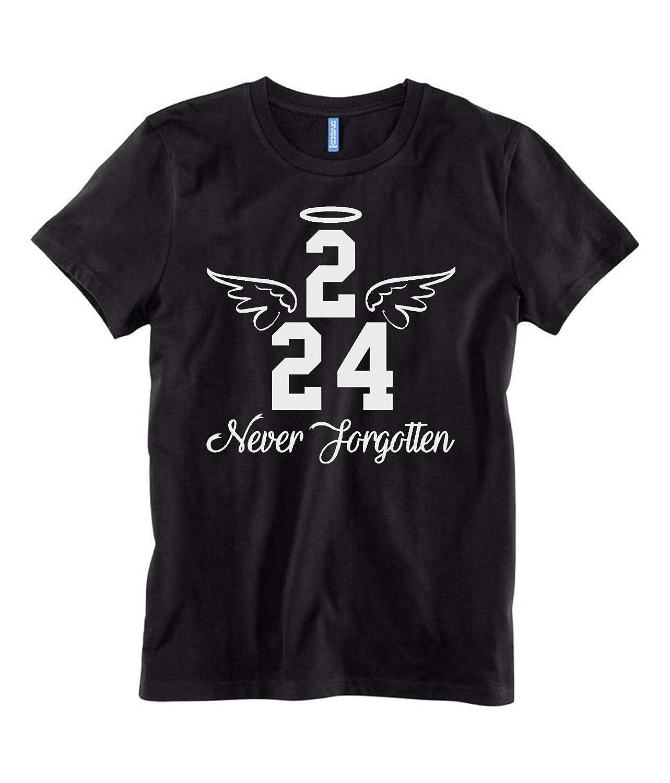 Kobe Gigi Never Forgotten Memorial Unisex T-Shirt