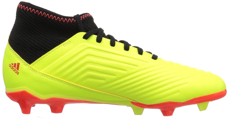 29b2c7f426a1 adidas Originals Kids  Predator 18.3 Firm Ground Soccer Shoe