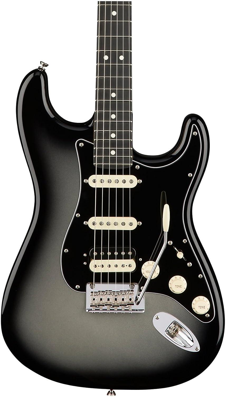 Fender Limited Edition American Professional Stratocaster HSS ShawBucker (Silverburst) B072MMM8BW