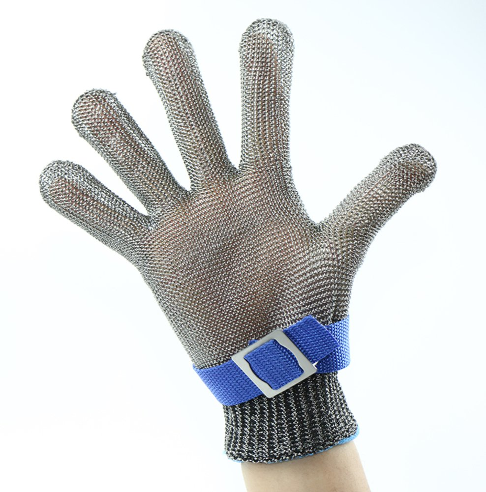 Anti-cutting Gloves, Stainless Steel Wire Safety Gloves, Barbed Protective Gloves