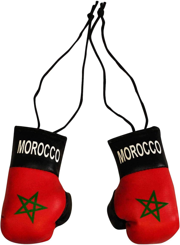 Paffen Sport COLOUR Mini Boxhandschuhe mit verschiedenen Nationalflaggen