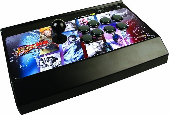 Mad Catz Street Fighter X Tekken FightStick - Volante/mando ...
