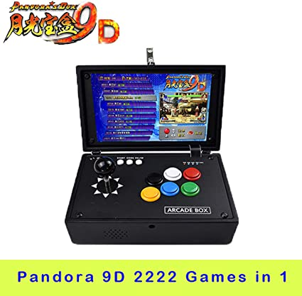 console portable pandora