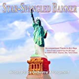 "Star Spangled Banner (Performance Track In ""F"")"