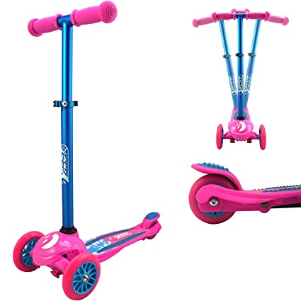 Best Sporting de 3 Wheel 121, niños de Roller - Patinete con ...