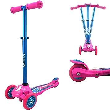 Best Sporting de 3 Wheel 121, niños de Roller - Patinete con ...