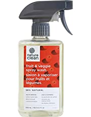 Nature Clean Fruit and Veggie Spray Wash 500 ML