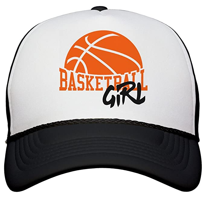 38205a0f824 Amazon.com  Customized Girl Basketball Girl s Hat  Snapback Trucker Hat   Clothing