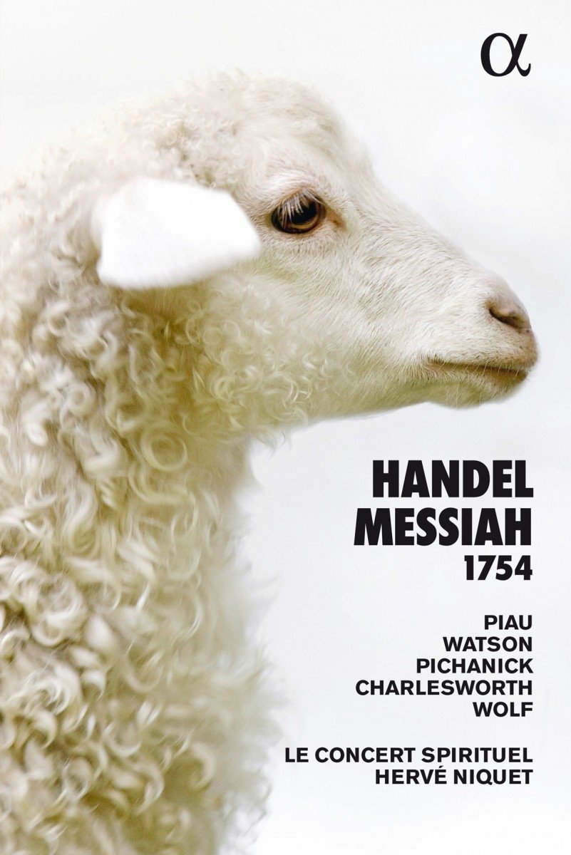 LE CONCERT SPIRITUEL; HERVE NIQUET - Messiah 1754 - Amazon.com Music