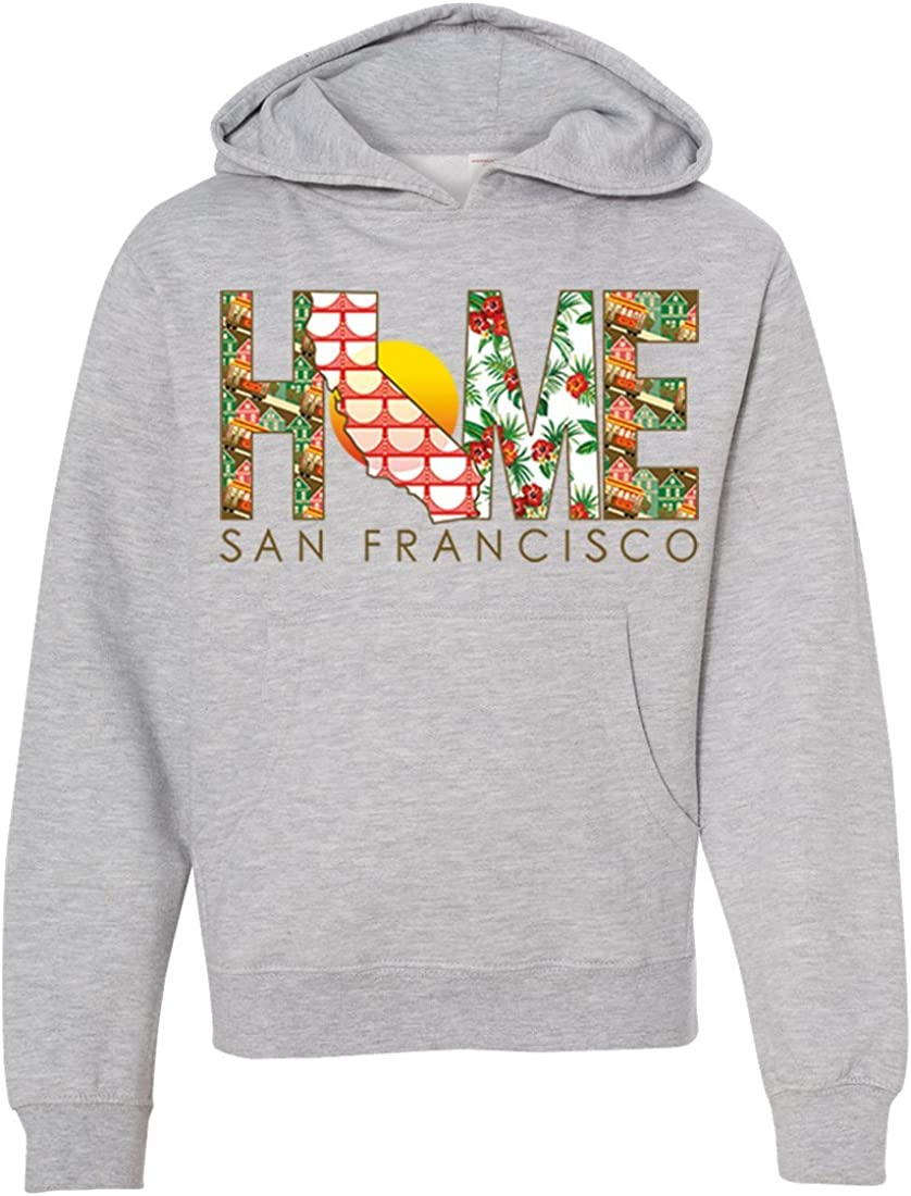 San Francisco Home Premium Youth Sweatshirt Hoodie