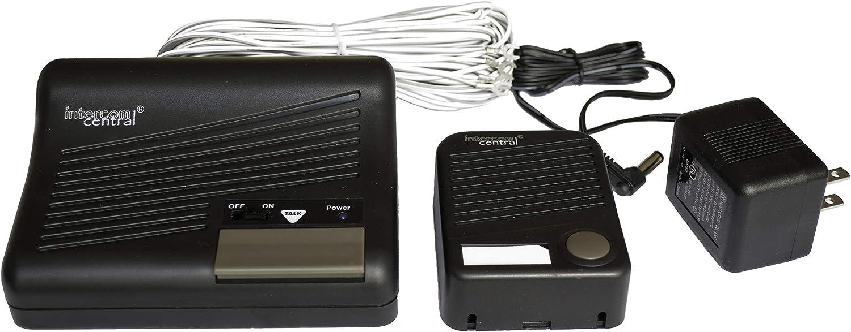 Intercom Central Do-It Yourself DIY-ICW138 Basic Hot Wired monitor & Intercom