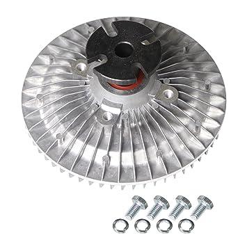 Topacio 2733 Motor ventilador de refrigeración del embrague para Ford: Amazon.es: Coche y moto