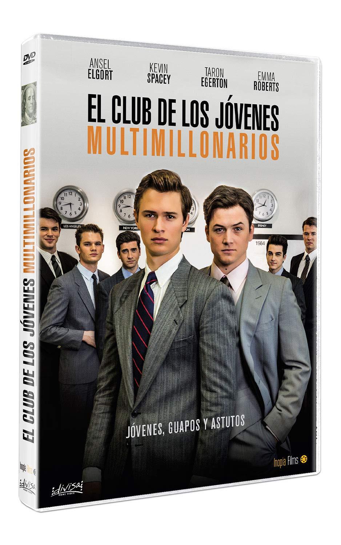 El club de los jóvenes multimillonarios [DVD]