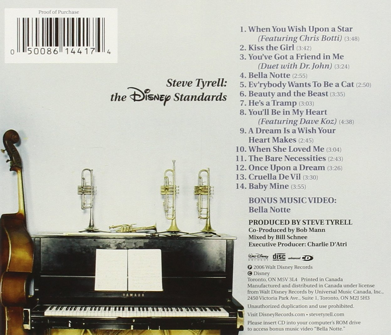 Disney Standards by Walt Disney Records