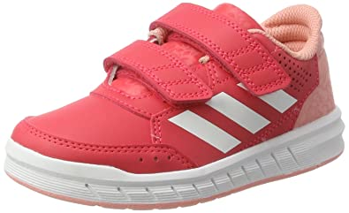 adidas Girls' AltaSport Gymnastics Shoes, Pink (Core Pink/FTWR White/Still