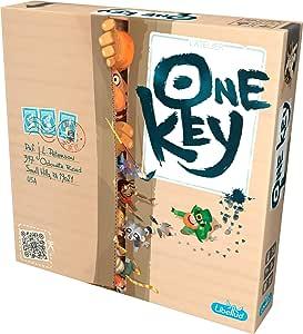 One Key Board Game: Amazon.es: Juguetes y juegos