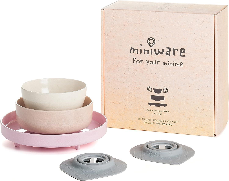 Juegos de vajilla Miniware MWS5012MP unisex