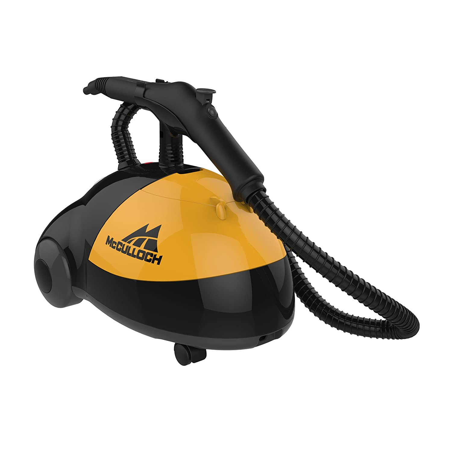 Amazon mcculloch mc1275 heavy duty steam cleaner home kitchen dailygadgetfo Image collections