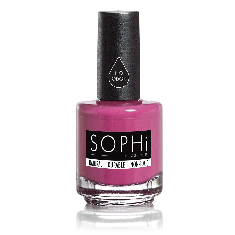 Amazon.com : SOPHi Nail Polish, No Filter, Non Toxic, Safe, Free of ...