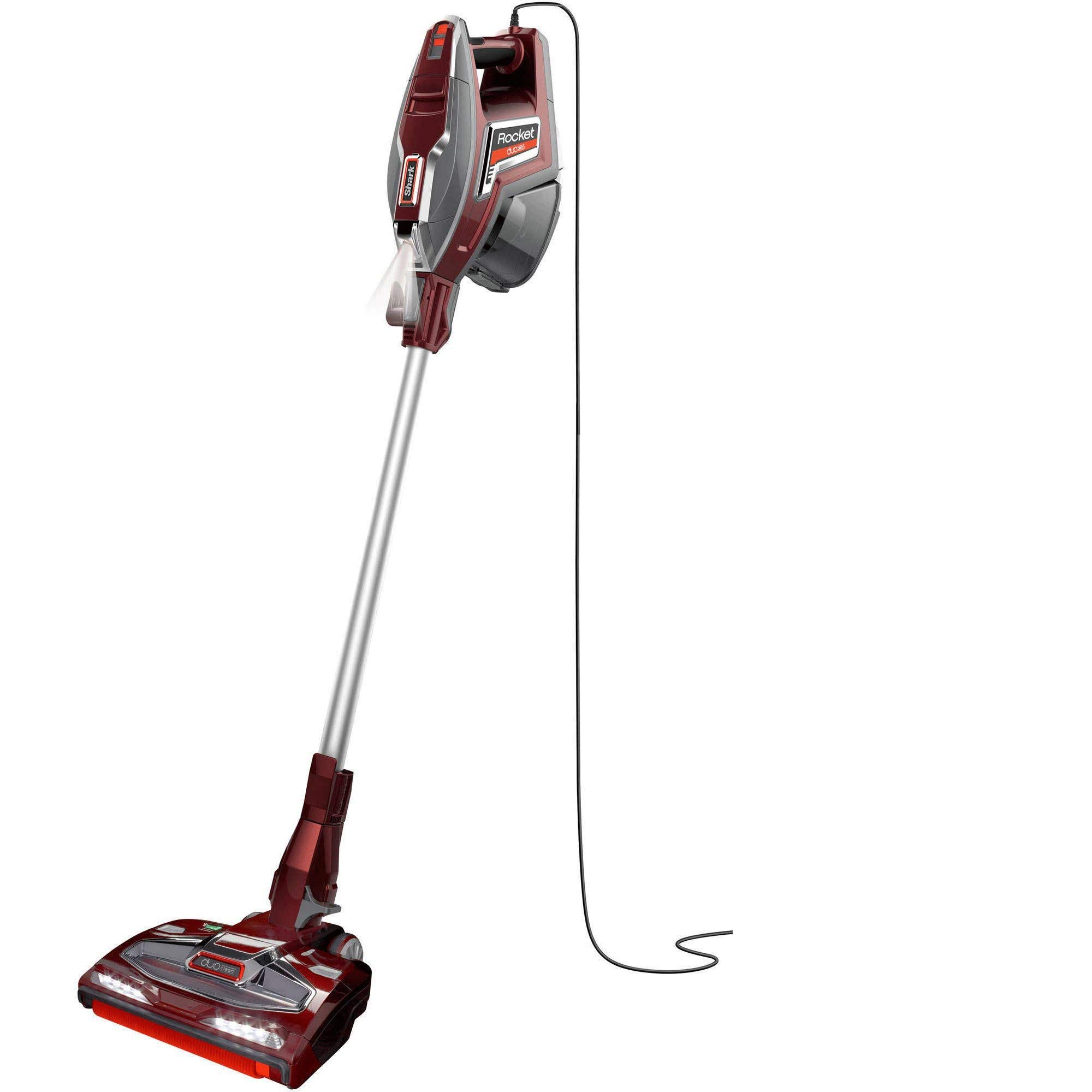 Shark HV380 Stick Vacuum Cinnamon (Renewed)