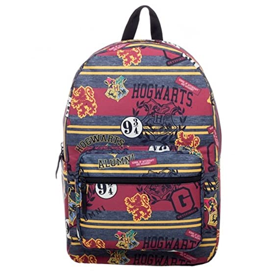 331630e941e7 Buy ACCIO BACKPACK Harry Potter Kids Backpack Online at Low Prices in India  - Amazon.in