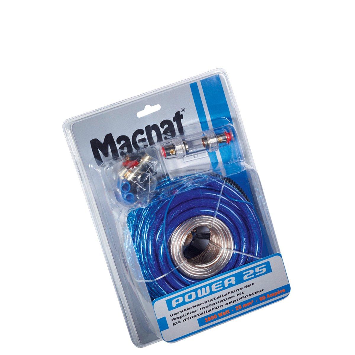 Magnat - Cavo Power 25, colore: Blu D165125
