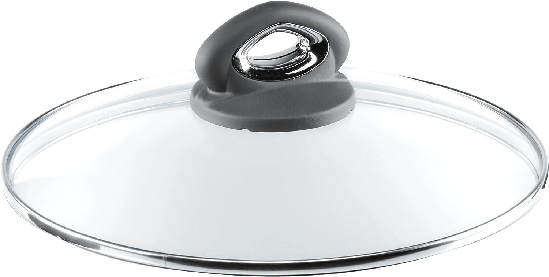 Bialetti y0//°C6cv0320/PETRAVERA Madam Lid 32cm Clear Glass