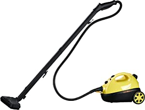 Tung Wing Supply, Multi-Purpose Steam Cleaner for Whole House Use, Heavy Duty, High Pressure, Household Steamer Chemical-Free Pressurized Cleaning Machine, Pet Friendly, Ideal for Upholstery, Carpet, Toilet, Bathroom