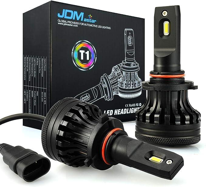 JDM ASTAR 2xF3 HB4//9006 LED Headlight Low Beam Fog Light Bulbs White Replacement