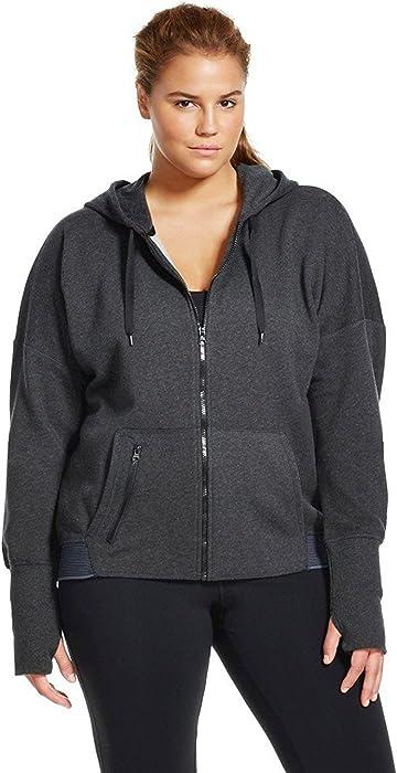 Champion C9 Women s Plus Size Active Fleece Hoodie (X-Large ac960d1882