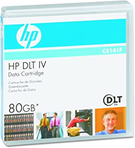 HP HEWC5141F DLT-4000 Data Cartridge
