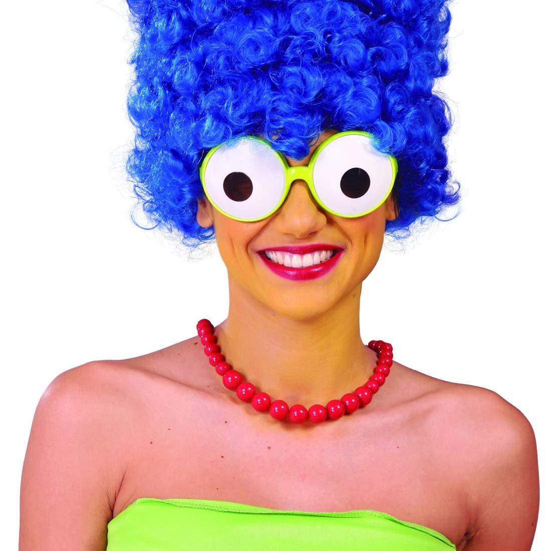 Anteojos Marge Simpson Accesorio Fiesta https://amzn.to/2TXeWzE