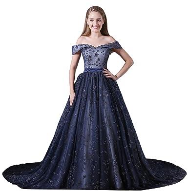 Starry Prom Dress