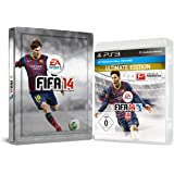 FIFA 14 - Ultimate Edition mit Steelbook (Exklusiv bei Amazon.de) - [PlayStation 3]