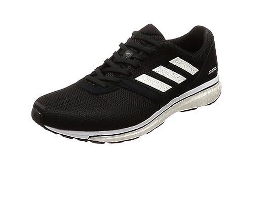 cheaper b8945 694e0 adidas Adizero Adios 4 M, Scarpe da Running Uomo, Nero Ftwr White Core